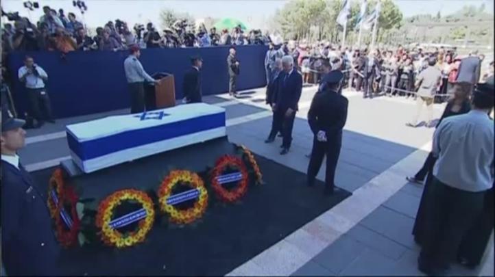 Israel despide al ex presidente Shimon Peres