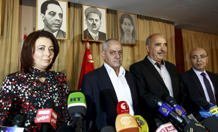 Túnez celebra Nobel para sus mediadores de paz