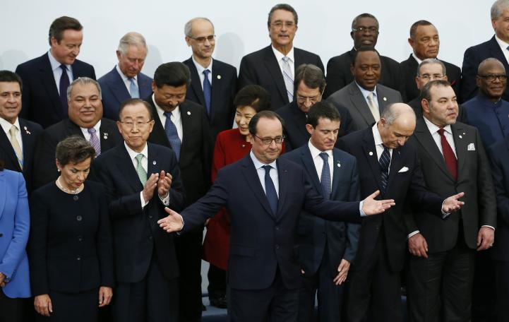 Cumbre de París lanza enérgico llamado a preservar el planeta