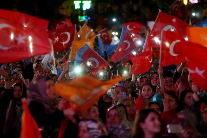 Erdogan gana reelección en Turquía