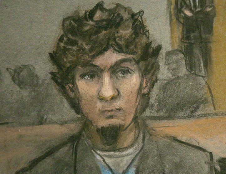 Declaran culpable a Tsarnaev del atentado en el maratón de Boston