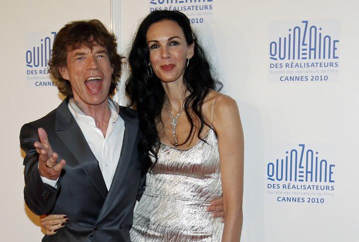 Hallan muerta en su departamento a la novia de Mick Jagger