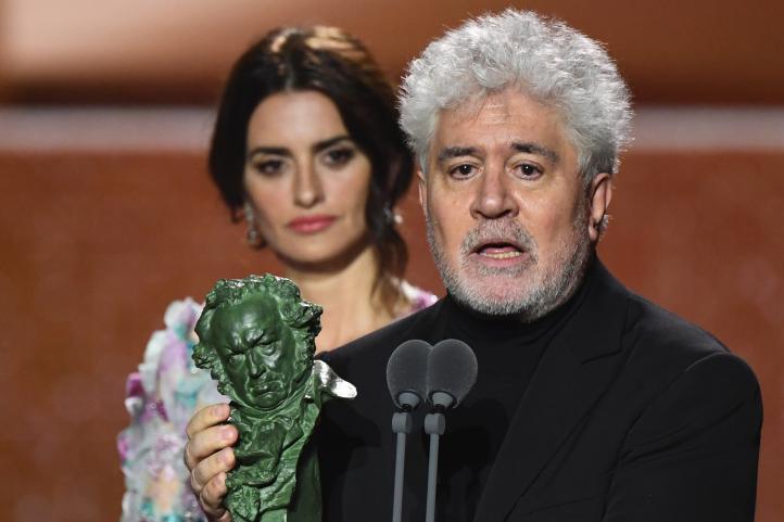 'Dolor y Gloria' triunfa en la 34 edición de los Premios Goya