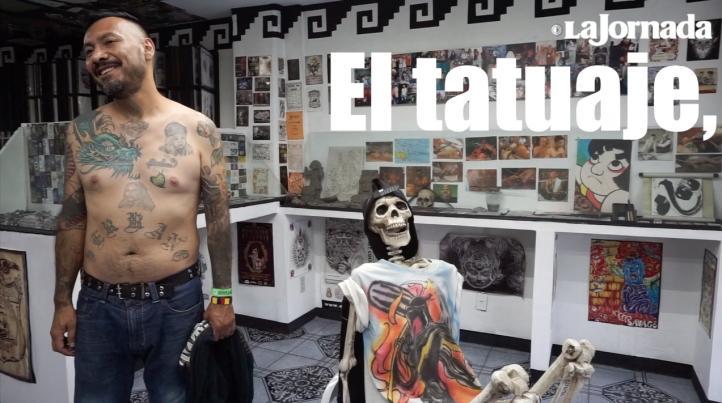El tatuaje, símbolo de identidad y pertenencia