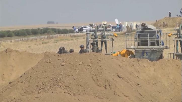 Las facciones palestinas anuncian alto al fuego con Israel