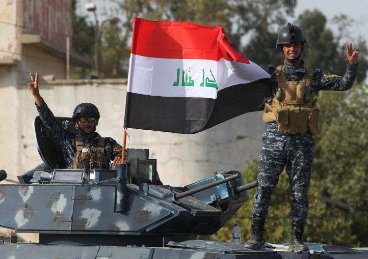 Fuerzas iraquíes recuperan control de Mosul