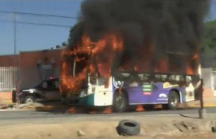 Enfrentamientos y bloqueos en Jalisco; 7 muertos