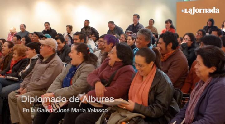 Realizan diplomado de albures en Tepito