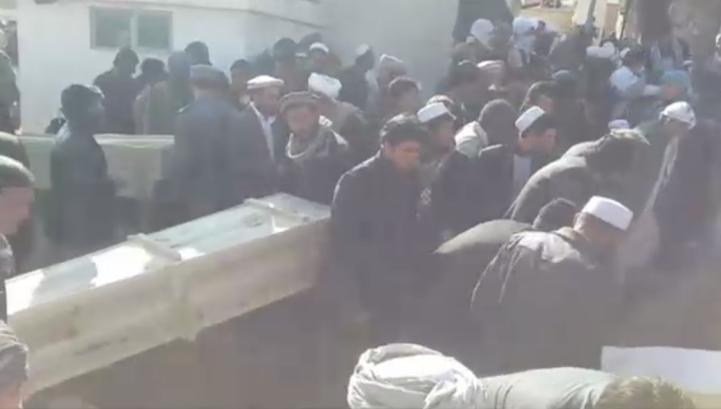 Acusan a insurgentes talibanes de ejecutar a 26 civiles
