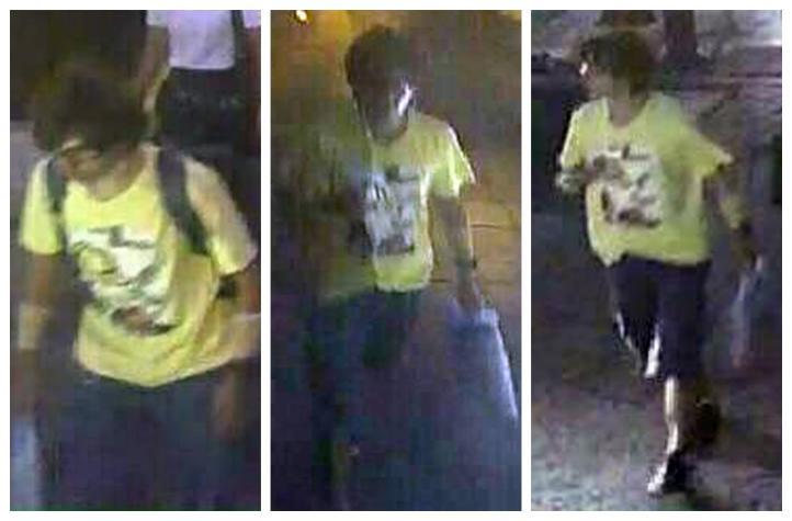 Tailandia identifica a sospechoso del atentado en un video