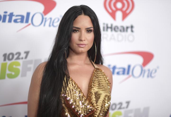 Youtube suspenden el documental de Demi Lovato