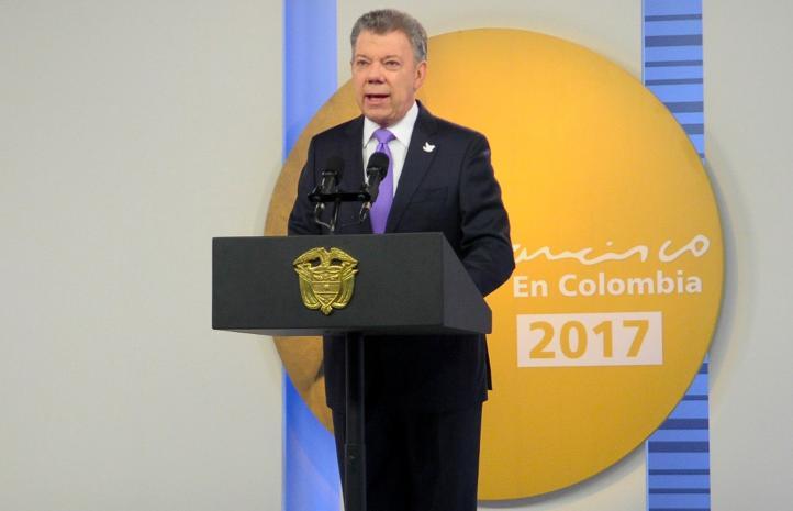 Colombia: anuncia cese al fuego con ELN