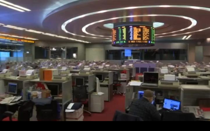 Bajas en mercados mundiales  por temores de la economía China