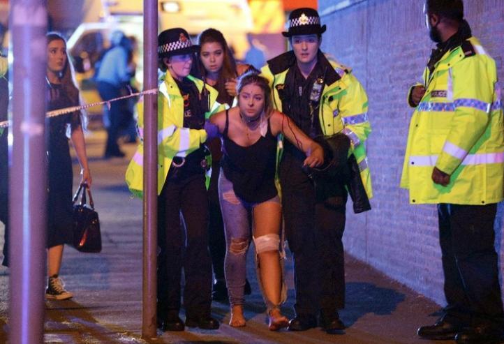El Grupo Estado Islámico se atribuye el ataque suicida de Manchester