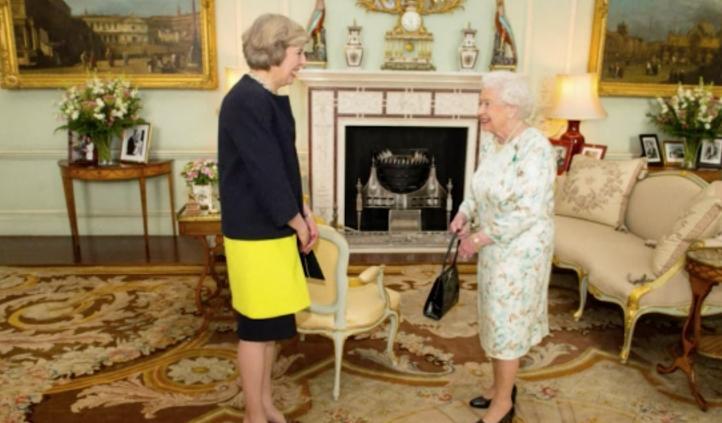"""Theresa May, la nueva """"Dama de hierro"""""""