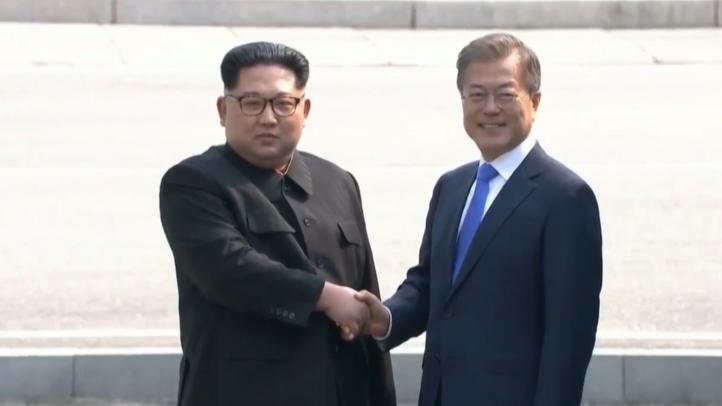Líderes de las Coreas anuncian nueva cumbre