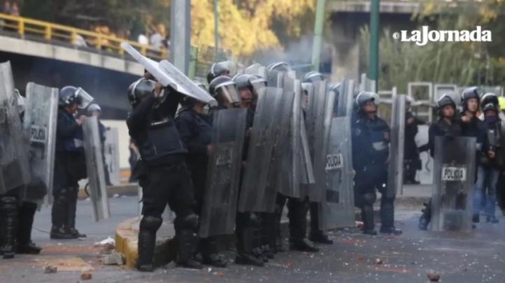 Policía capitalina descarta rumores y garantiza seguridad en la CDMX