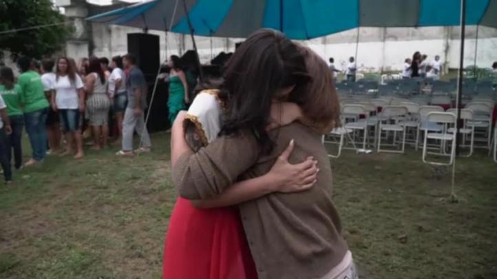 Realizan concurso de belleza en prisión de Brasil