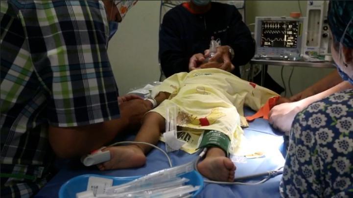 Esta operación busca cambiarle la vida a 100 niños y adolescentes