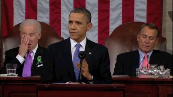 """Promete Barack Obama que 2014 será """"año de acción"""""""