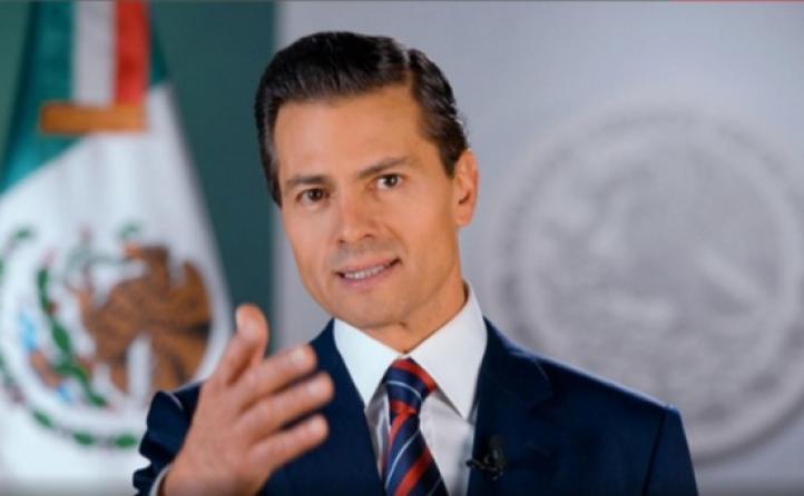 Celebra EPN que México sea una de las sedes del Mundial 2026