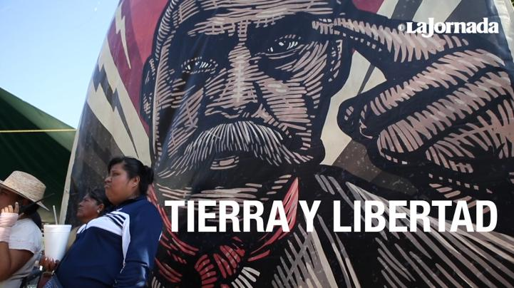 A 100 años de su asesinato, Zapata vive en las luchas de los pueblos de hoy