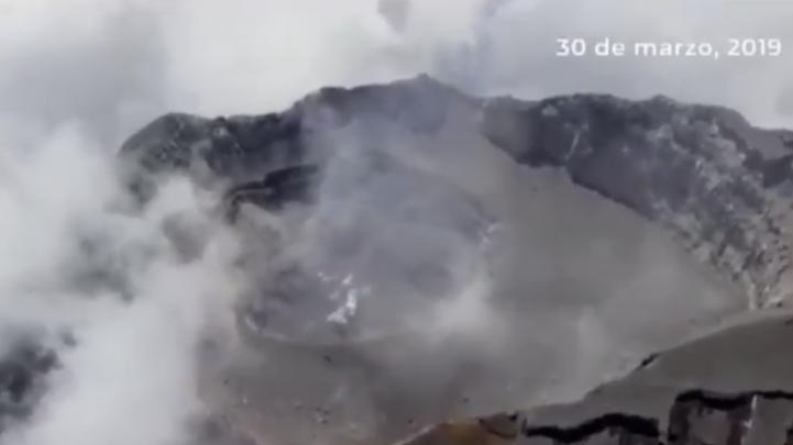 El Popocatépetl continuará con actividad intensa moderada
