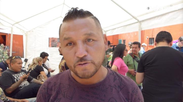 "El Mijis visitó Tepito: ""Vamos a acorralar a la violencia"""