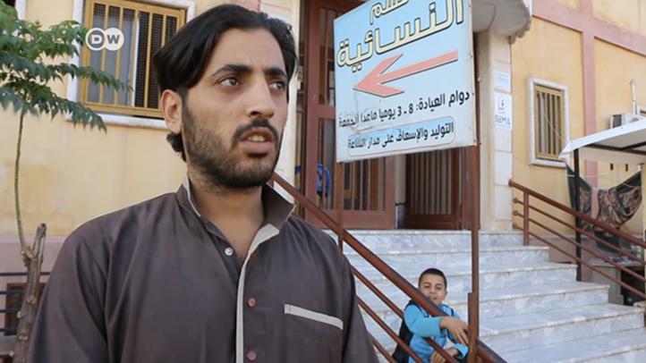 Siria: emergencia pediátrica