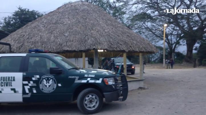 El rancho en Veracruz en el que encontraron restos calcinados de cientos