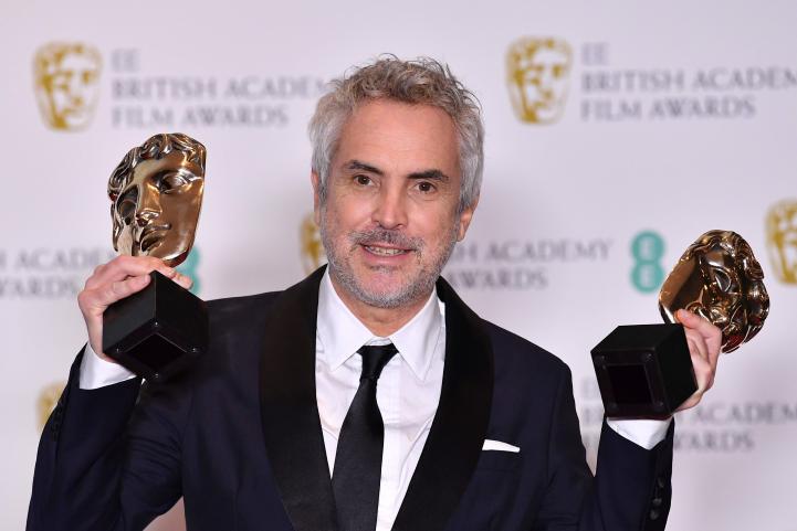 Celebra Alfonso Cuarón la recepción de 'Roma' en el mundo