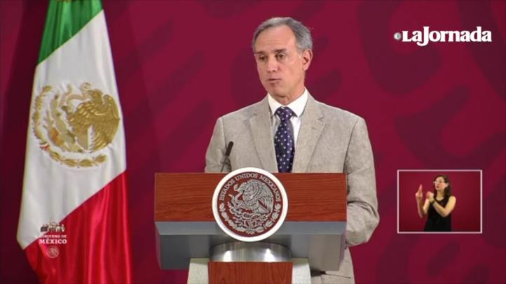 Si se cumple confinamiento se podrá enfrentar mejor la fase 3: López-Gatell