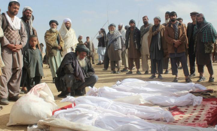 Estados Unidos confirma haber matado a 33 civiles en Afganistán