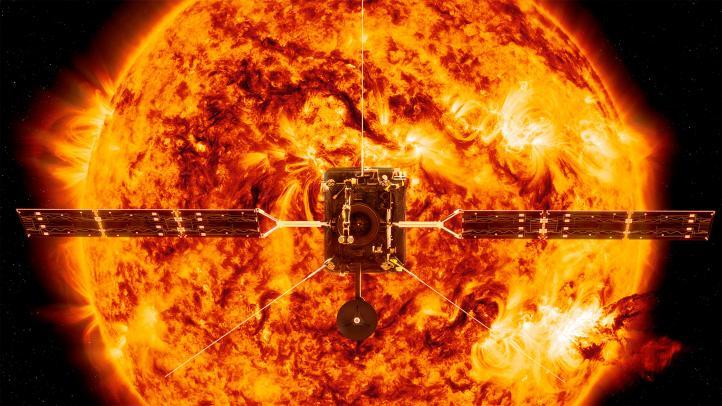 La misión Solar Orbiter despega la madrugada de este lunes