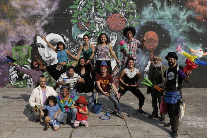 De Iztapalapa para el mundo: Festival de Circo pa'l Barrio