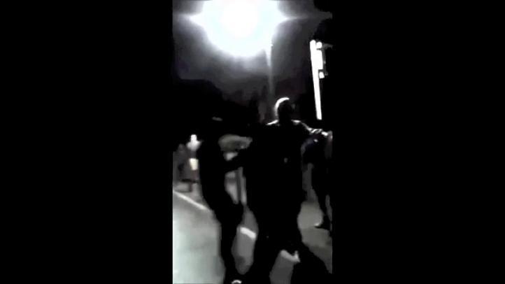 Difunden video de Maradona en una pelea afuera de club nocturno en Croacia