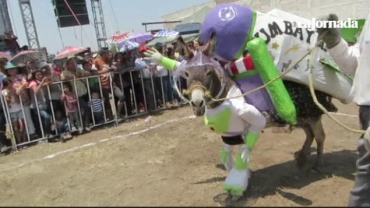 Este es uno de los diez festivales más raros del mundo