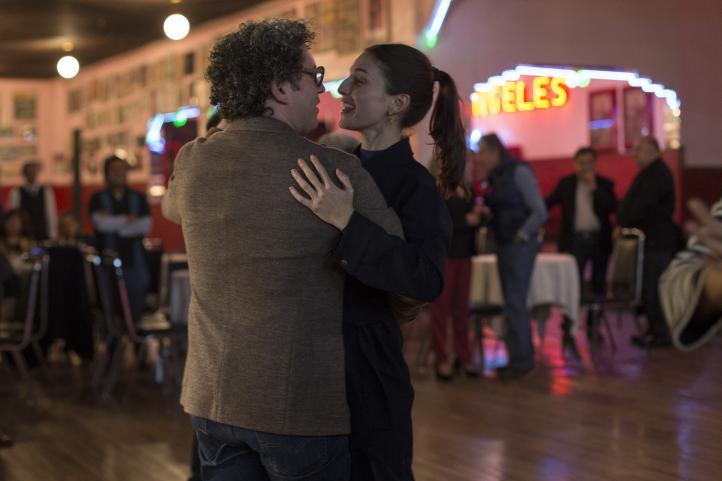Gustavo Dudamel baila danzón en el Salón Los Ángeles