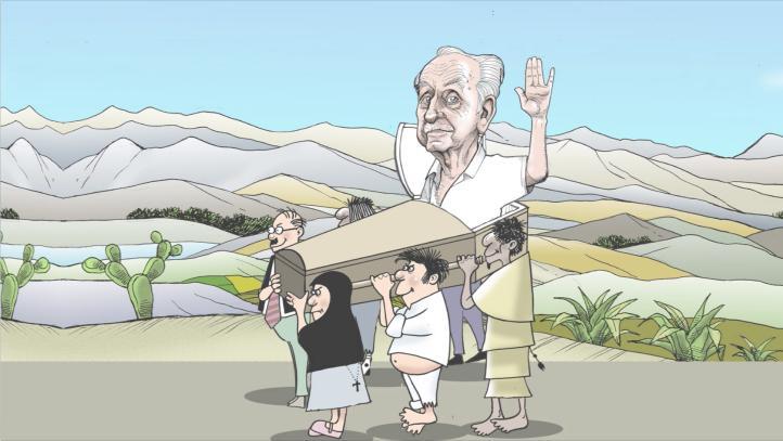 Moneros animados: Adiós, maestro Rius