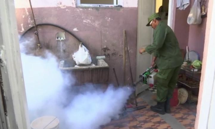 Cuba suma a militares a campañas para evitar el zika