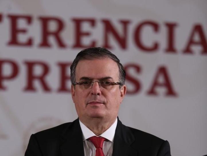 Descarta Marcelo Ebrard pacto secreto en negociación con EU