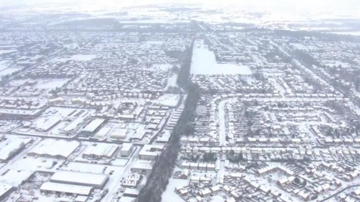 Londres moviliza al ejército para hacer frente a la inusual ola de frío