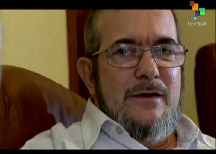 Entrevista con Timoleón Jiménez, líder de las FARC-EP