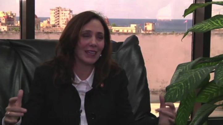 Hija de Raúl Castro: Cuba no volverá a capitalismo