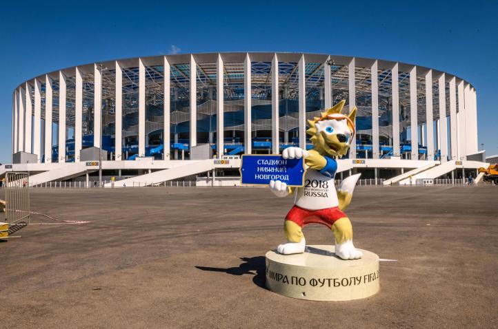 Rusia 2018 | El futbol bajo tierra antes del Mundial