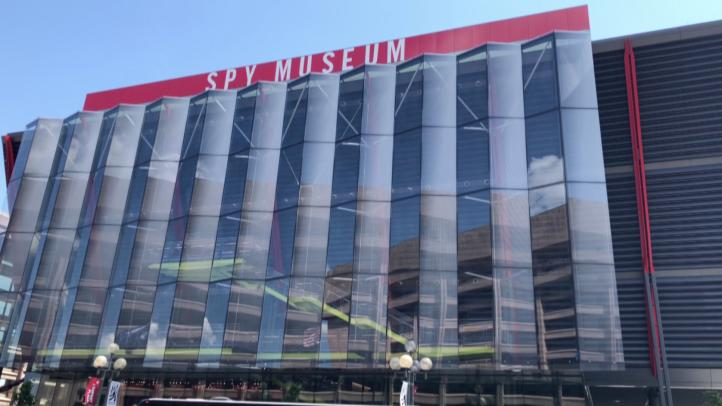 Reabre en Washington el Museo Internacional del Espionaje