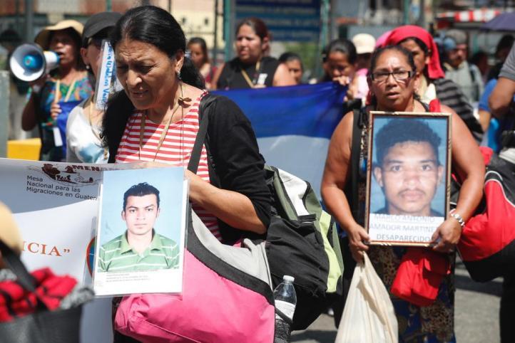 Inicia Caravana de Madres de Migrantes Desaparecidos 2018