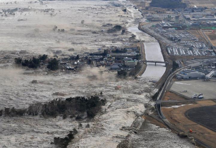 Japón 4 años después de tsunami