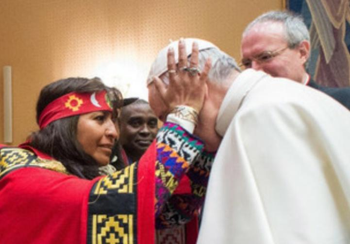 Indígenas deben aprobar los proyectos que se pretendan desarrollar en sus territorios: Francisco