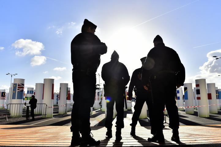 París extrema medidas de seguridad para conferencia sobre clima
